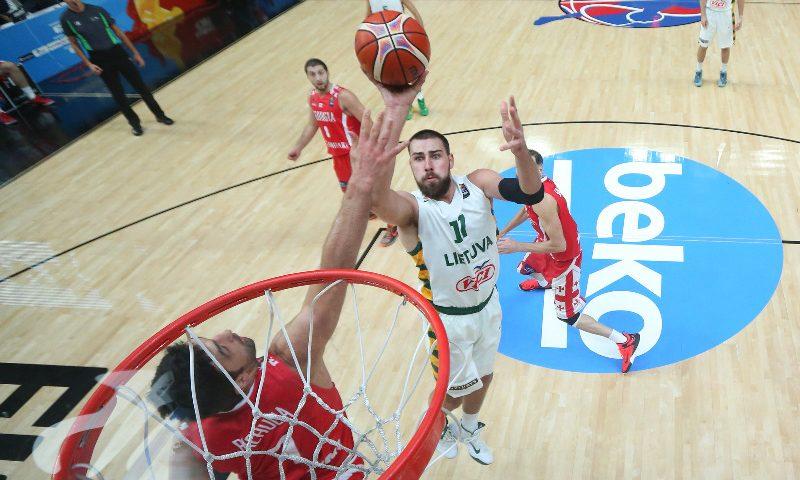 S-au decis sfertfinalistele ediției masculine a EuroBasket2015