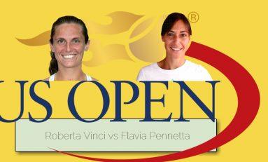 Finală feminină 100% italiană la US Open