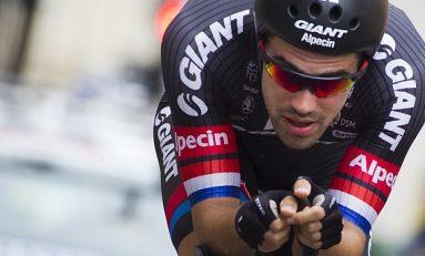 Tom Dumoulin câștigă a doua etapă din Vuelta și preia tricoul liderului