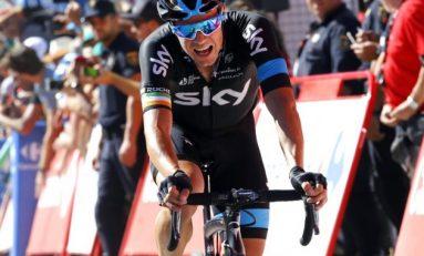 A doua victorie de etapă, după cea din 2013, pentru Nicholas Roche, în Vuelta