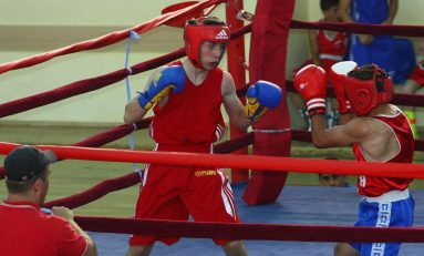 Trei boxeri români au trecut de primul tur al Mondialelor de juniori