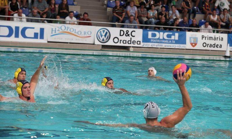CSM Digi Oradea, în play-off-ul Ligii Campionilor la polo