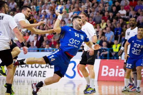 Minaur Baia Mare debutează în Liga Campionilor pe terenul echipei daneze Skjern Handbold