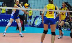 Nationala feminina de volei pleaca la turneul final al  Europenelor din Olanda