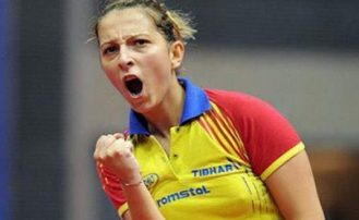 Echipa feminină a României, va întâlni Germania în finala Europenelor de tenis de masă