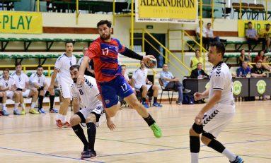Suporterii de lux ai CSA Steaua Alexandrion: Munteanu, Stîngă şi Birtalan