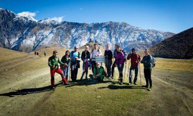 8 tari, 16 tineri lideri si 5.033 m escaladati in cadrul proiectului Black Sea Network