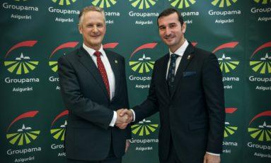 Groupama Asigurări și Comitetul Olimpic și Sportiv Român, parteneriat strategic prelungit, până în 2018