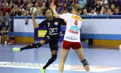 Victorie şi înfrângere la debutul grupelor principale din Liga Campionilor la handbal feminin
