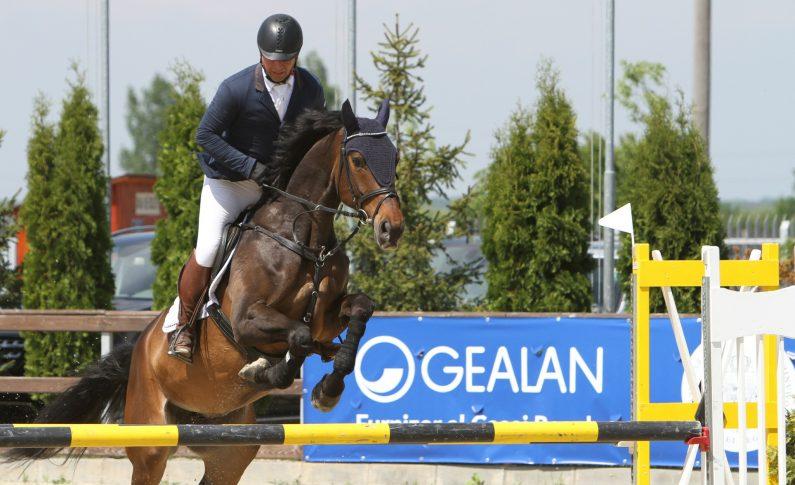 Circuitul Salonul Calului a adunat în prima etapă a competiției 129 de cai participanți