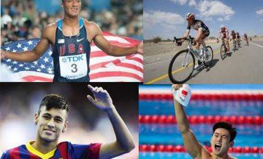 """Patru mari sportivi angrenați în campania """"Perfect isn' t Pretty"""" pentru Jocurile Olimpice"""