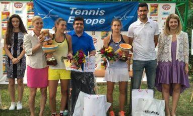 Victor Hănescu: Tenisul din România se poate dezvolta prin turnee precum Dr. Oetker Junior Trophy