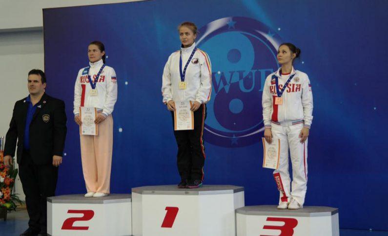 Rezultate remarcabile pentru lotul României de Wushu