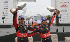 Hyundai Motorsport si Thierry Neuville au castigat in Sardinia