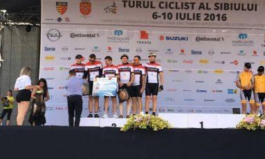 Turul ciclist al Sibiului, susţinători puternici