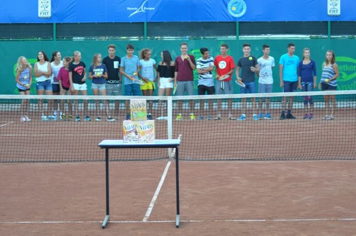 Players Party Argeș Cup Dr. Oetker