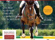 Circuitul Salonul Calului adună la start în etapa a II-a peste 120 de cai