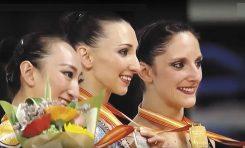 Ţară, ţară, avem campioană mondială la gimnastică aerobică