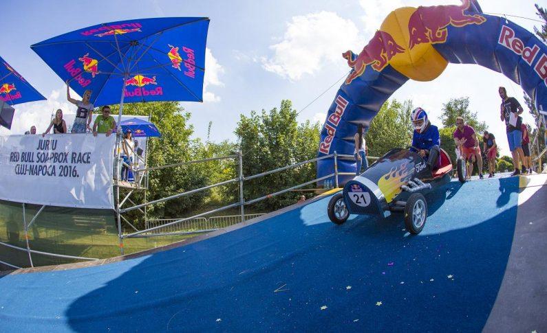 A doua editie a Red Bull Soapbox Race din Romania