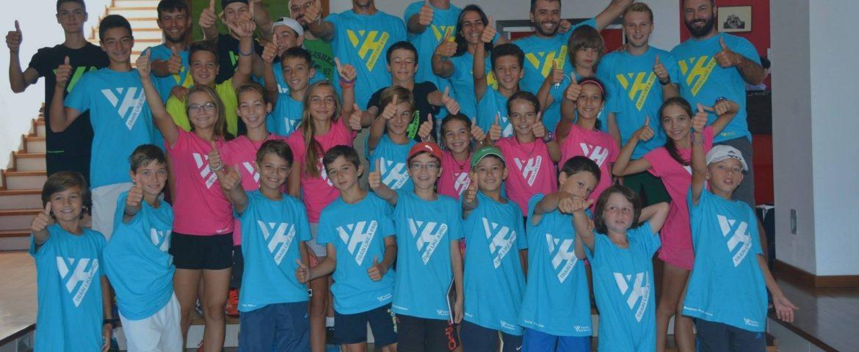 Academia Victor Hănescu formează campioni