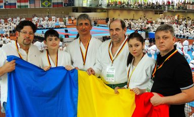 ROMANIA LA WORLD KARATE DAY 2017