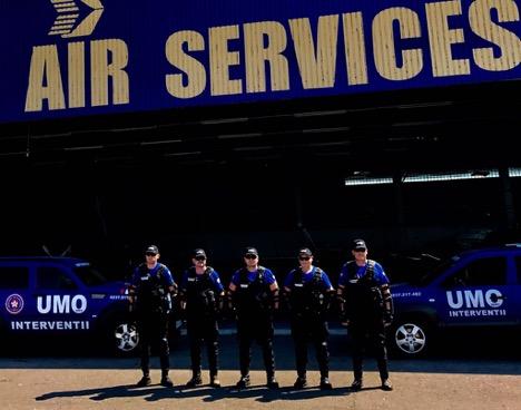 UMO Serv a asigurat securitatea la AEROMANIA 11 ANI