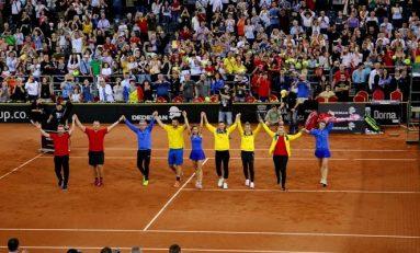 Revenire în Grupa Mondială a FedCup, după trei ani