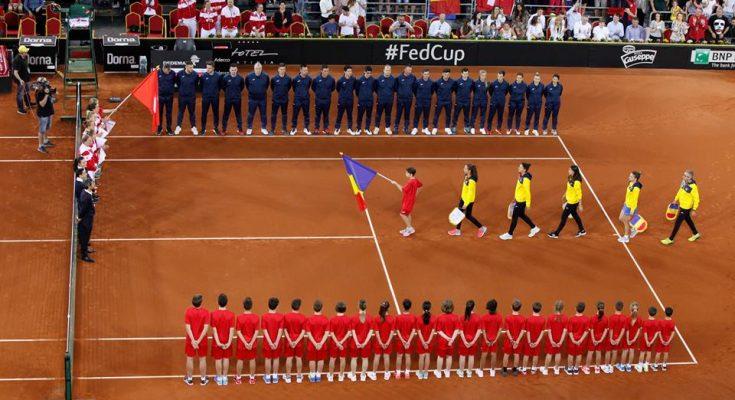 Evoluţia României în Fed Cup