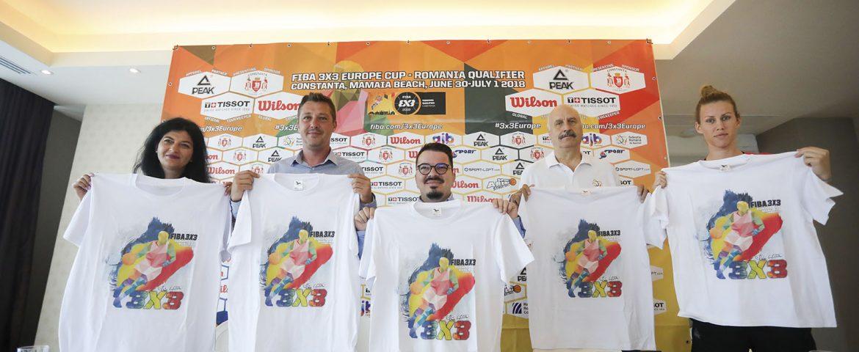 Baschetul 3×3 european e cu ochii pe Constanța: În week-end se decid ultimele echipe calificate la Campionatele Europene din septembrie.