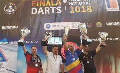 Campionii naționali la darts s-au decis!