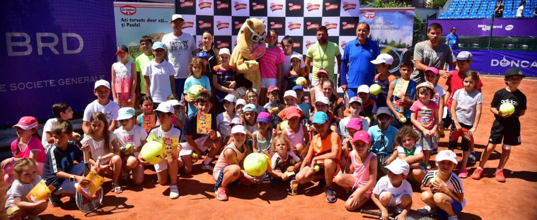 Kids Day BRD Bucharest Open 2018
