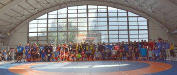 Europeanul de Combat Wrestling Romania 2018