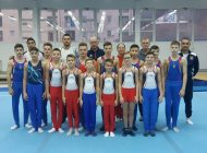 Centrul național olimpic de pregătire a gimnaștilor juniori a revenit la Reșița!