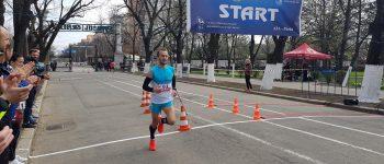 Alexandru Nicolae Soare, campion național la semimaraton