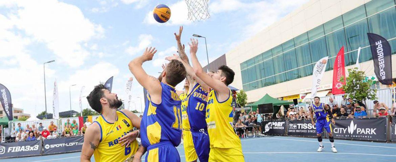România luptă la Constanța pentru calificarea la Europenele de baschet 3×3!
