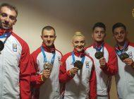 Gimnastica aerobică românească a câștigat  2 medalii la Jocurile Europene de la  Minsk,  21 – 30 iunie 2019