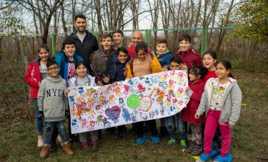 Horia Tecău și Valeriu Nicolae fac un apel comun de strângere de fonduri pentru terenul de sport de la Casa Bună