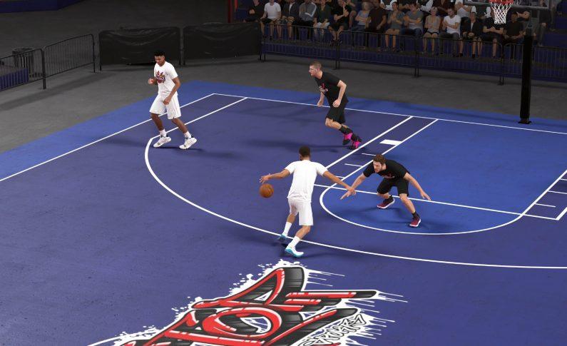 eSport Arena Streetball 3