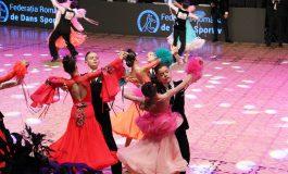 FRDS are in plan organizarea Campionatelor Nationale de Dans Sportiv la finalul anului  2020