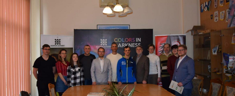 Alfabetul culorilor pentru nevăzători – proiectul unui clujean – premiat la Geneva