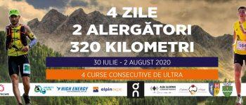 De la debusolarea izolării, la 320 de kilometri de alergare montană și traversarea Munților Apuseni