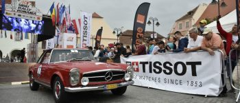 TRANSYLVANIA CLASSIC 2020: mașini legendare pe drumuri de poveste