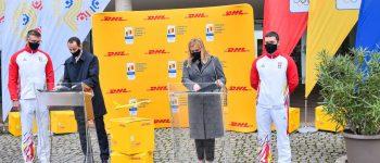 DHL Express România a devenit partener alComitetului Olimpic și Sportiv Român