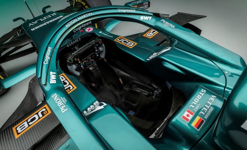 Aston Martin Cognizant Formula One Team_AMR21