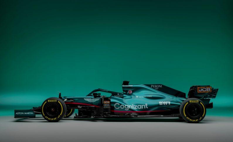Aston Martin Cognizant Formula One Team_AMR21_1