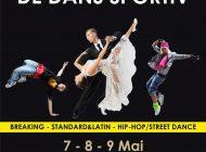 Breaking, Hip Hop și Streetdance la Campionatele Naționale, alături de Dansul Sportiv